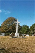 Image for Melrose Cemetery Cross - Villa Rica, GA