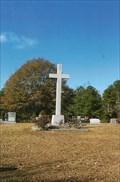 Image for Melrose Cemetery Cross - Villa Rica, GA