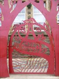 Image for Albany Road School - Gate - Cardiff, Wales, Great Britain