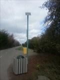 Image for L'Avenida Trail Head Solar Powered Light - Sunnyvale, CA