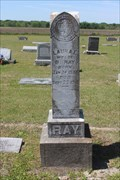 Image for Laura E. Ray - Pattison Cemetery - Emhouse, TX