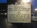 Image for First - African American Civil War Volunteers in Tennessee - Gallatin, TN