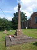 Image for WWI Memorial, St Andrew's, Quatt,  Shropshire, England