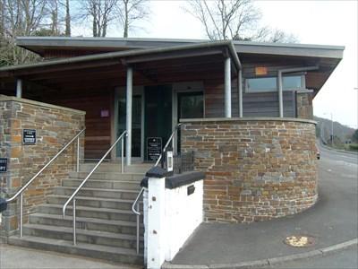 veritas vita visited Aberdulais Tin Works and Waterfall, Wales