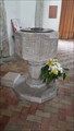Image for Baptism Font - St Mary - Withersfield, Suffolk