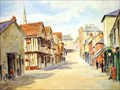 "Image for ""Black Lion Inn, Bishop Stortford, Hertfordshire"" by Paul Smyth – Black Lion, Bridge St, Bishop Stortford, Herts, UK"