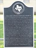 Image for Walnut Creek Baptist Church