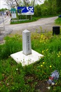 """Image for MONUMENT 553A (PG2226) """"Reset"""" - Derby Line, VT/Stanstead, QC"""