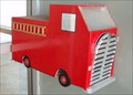 Image for Fire Truck Mailbox  -  North Bend, OR