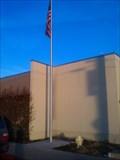 Image for Susanville Police Station Flagpole - Susanville, CA