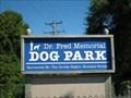 Image for Dr. Fred Dog Park; La Crosse WI