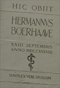 Image for Herman Boerhaave - Rapenburg , Leiden