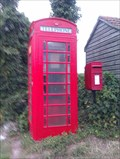 Image for Red Telephone Box - Tattingstone White Horse, Suffolk