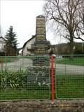 Image for World War Memorial - Starosedlský Hrádek, Czech Republic