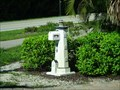 Image for Lighthouse Mailbox - Sanibel Island, Florida, USA