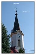 Image for TB 3510-3 Vítonice, kostel, CZ