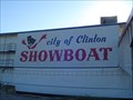 Image for City of Clinton SHOWBOAT-Clinton Iowa.