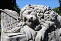 Image for Confederate Lion -- Oakland Cemetery, Atlanta GA