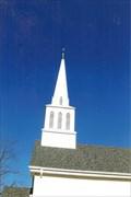 Image for St. Joseph's Catholic Church Steeple - Martinsburg, MO
