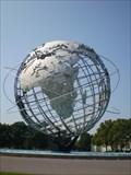 Image for Unisphere 1964 Worlds Fair  -  NY