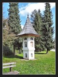 Image for Wayside shrine (Marterl) at a roundabout - Plaschischen, Austria