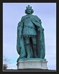 Image for Louis I of Hungary (I. Lajos magyar király) - Hosök tere, Budapest, Hungary
