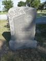 Image for Bettie Moran - Mount Tabor Cemetery - Sandusky, TX