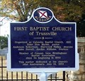 Image for First Baptist Church of Trussville - Trussville, AL