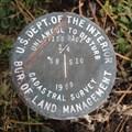 Image for T15S R10E S9 10 1/4 COR - Deschutes County, OR