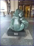 Image for 'Returning to Embrace' - Cabot Square, Docklands, London, UK