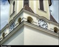 Image for Clocks at St. Bartholomew' Church Belfry / Hodiny zvonice kostela Sv. Bartolomeje - Frýdlant nad Ostravicí (North Moravia)