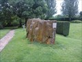 Image for Millennium stone meridian line marker - East Grinstead, UK