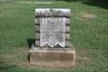 Image for Daniel Radford Cannefax - Grove Hill Memorial Park - Dallas, TX