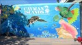 Image for Royal Watler Cruise Terminal Mural - George town, Cayman Islands