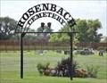 Image for Rosenbach Cemetery - Winkler MB