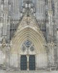 Image for Magdeburger Dom Doorway - Magdeburg, Germany