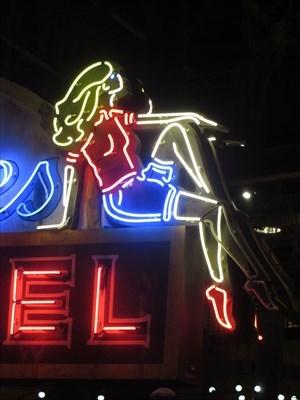 Ladies Apparel - Artistic Neon - Memphis