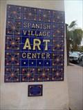 Image for Spanish Village Art Center: The hidden treasure of Balboa Park  -  San Diego, CA