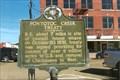 Image for Pontotoc Creek Treaty - Pontotoc, MS