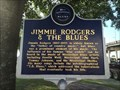 Image for Jimmie Rodgers & The Blues - Meridian, MS
