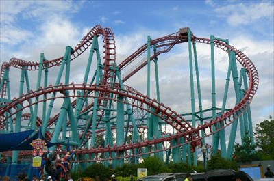 Mind Eraser Six Flags New England Roller Coasters On Waymarking Com,Grandmother Willow Tree