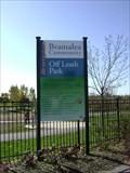 Image for Bramalea Community Off Leash Park - Brampton, Ontario, Canada