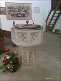 Image for Baptism Font, St Andrews - Isleham, Cambridgeshire