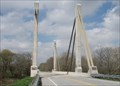 Image for Beach Road Suspension Bridge  -  Franklin Co., OH