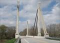 Image for Beach Road Suspension Bridge  -  Franklin Co., OH