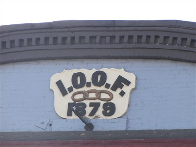 Dated Sign, Ashland, OR
