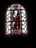 Image for Vitraux de l'Eglise Saint Matthieu - Nesdes, Nouvelle Aquitaine, France