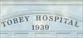 Image for 1939 - Tobey Hospital - Wareham, MA