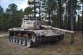 Image for M-60 Patton Tank - Camp Mackall, NC, USA