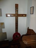 Image for Memorial Cross & Plaque, St Mary's Church, Crosthwaite, Cumbria, UK
